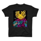 色音色のTシャツ屋さん ironeiro T-shirt shopのTIGER T-shirts
