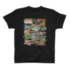 天才アートKYOTOの天才アートKYOTO 富田晃生_3 T-shirts