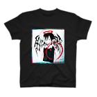 SHINAのスーサイドちゃんエモグラフィックT T-shirts