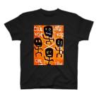 Tomoya Satoのオレンジ・ゲーム T-shirts