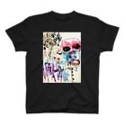Tomoya Satoのpositive reaction T-shirts