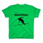 SLACKLINE HUB(スラックライン ハブ)のスラックライン(Slackline) T-shirts