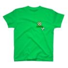 TKのネコカスのシャツ T-shirts