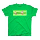 kapucchoのランニングマン T-shirts