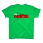 てんてん1010 a.k.a 弱小ン☆ゴ レジェンド Take2のPABURONデザイン T-shirts