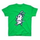 usamiyosioのうさみよしお「ゴールイン」 T-shirts