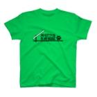 奄美の生き物応援隊の愛猫は家の中にいる T-shirts