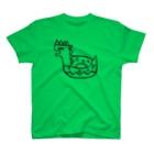 マツカワヒロノリのドラゴンドーナツ T-shirts