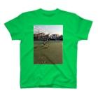 SZUKIのグリーンフィールド T-shirts