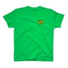 etc.のミミズバーガー T-shirts