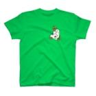 恋するシロクマ公式のTシャツ(ストロベリー) T-shirts