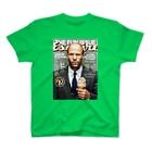 タカハシのステイサム三点バースト T-shirts