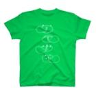 SHOP味み suzuri店のふうせんがむ(濃色用) T-shirts