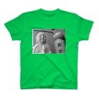 セラピストヤマモトのお地蔵様大好きグッズ T-shirts
