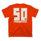 shop_imの50mfreestyle T-shirtsの裏面