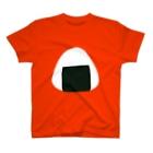 旻天堂(旧 ゆうれい星)のおにぎり T-shirts