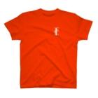 いっきちゃん速報 物販部の1周年記念グッズ(カラーTシャツ版) T-shirts