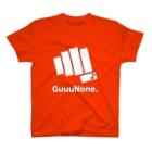 番長の【俺のグッズ】の俺の手(T)シャツ【GuuuNone】Tシャツ(ロゴVer) T-shirts