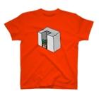 PM商店の#ど根性ビル T-shirts