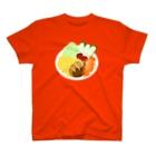 ひよこのお店のトルコライス T-shirts