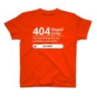 ゆたかちゃんの404 not found error (仕事したくない) T-shirts