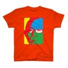 FLAT500のHeiji T-shirts