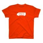 vanlife plusのvanlife plus_logomark02 T-shirts