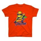 さくらたんぽぽの柑橘戦隊ソルフレア T-Shirt