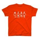 kameのあなた色に染まるおんなのこ T-shirts