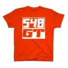 Bot屋の540GT前面 T-shirts