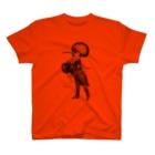 古書 天牛書店のグランヴィル「ヤツガシラ」 <アンティーク・プリント> T-shirts