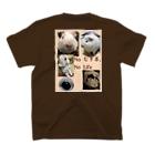 むぎ茶を崇める会の自分が欲しい物 T-shirtsの裏面