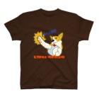 永野 ひろし(コーギー)のパーンチ(透過ver.) T-shirts
