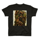 Takahashijunのエゴンシーレ ひまわり 1911 アート系 T-shirts