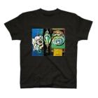 ひよこ書店 ☆ SEIKO Goods Shop from NASUのドライフラワー T-shirts