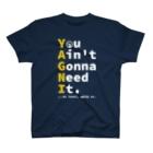 イノたまごラボのぼっちの会 YAGNIなヤツら T-shirts