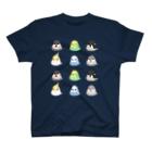 ゆるきものたちのことりたち T-shirts