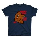 ポリンキー/ラッコさんのラッコさんスタンダード T-shirts