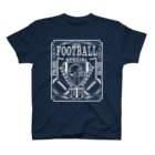 PB.DesignsのPB-FOOTBALL T-shirts