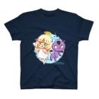 ひよこめいぷるのへるぉぁへぶん×ひよこめいぷる T-shirts