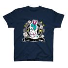 造形のおうさま公式のおうさまバニーガール T-shirts