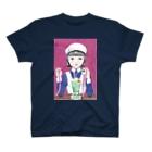 目玉堂のクリームソーダ T-shirts