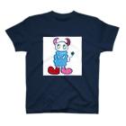 space a:kumoのa:kumoシリーズ_スクエア T-shirts