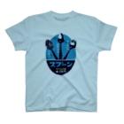 mawwwww.com | design projectのレトロスプーン T-shirts