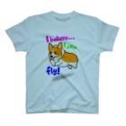 はじやの飛行犬Tシャツ T-shirts