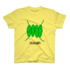 ✳︎トトフィム✳︎のそこにあるイカダモ T-shirts