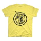 growing painsのRabbitGUN T-shirts
