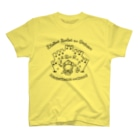 造形のおうさま公式の王国の民Tシャツ T-shirts