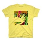 キュアロランバルトのショップの学生へ投銭できるTシャツ T-shirts