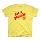カフェ マチルダのマチルダオリジナルTシャツ 赤ロゴ T-Shirt